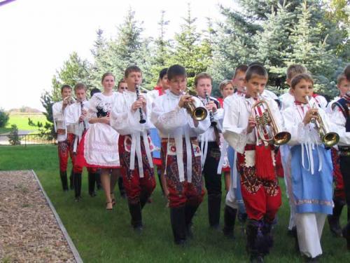 Mládežnická dechová hudba MUTĚŇANÉ-ČEJKOVJANÉ
