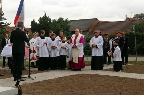 Čejkovice slaví 770 let