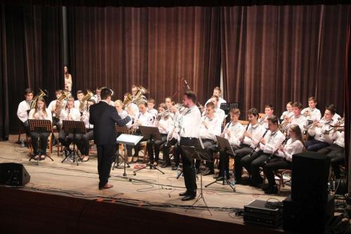 Vánoční koncert Mladá muzika Šardice